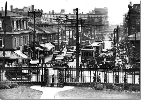 York St. 1927