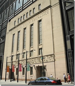 Toronto's architectural gems–the Design Exchange (The original Toronto Stock Exchange)