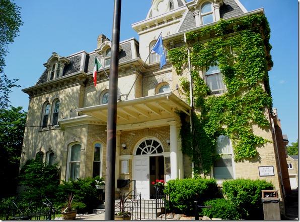 Exploring Toronto's architectural gems–Beardmore Mansion on Dundas St. W.