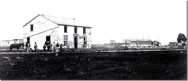 Spa. w side north of College, 1870. Tor. Ref.