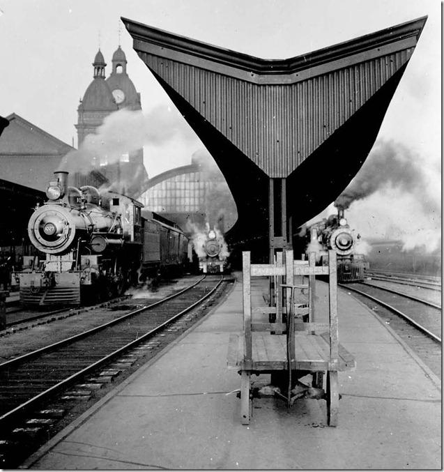 Old Union Station, 1907