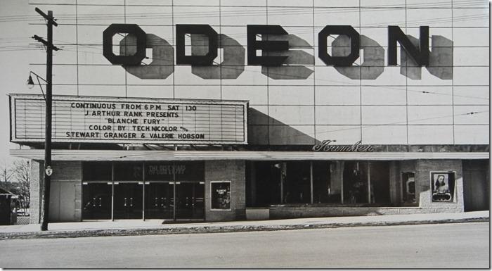 Odeon Humber AO 2154