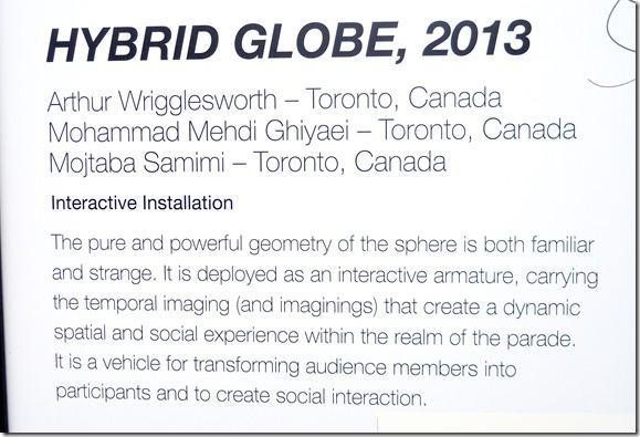 178. Hydrid Globe,