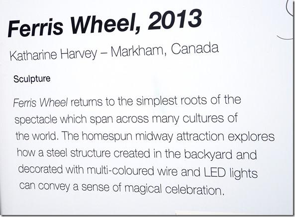 64. Ferris Wheel