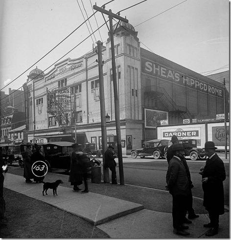 Shea's, 1921