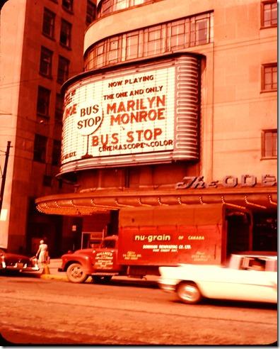 Odeon Carlton 1958
