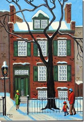 269.  11x14  2000  Mckenzie House