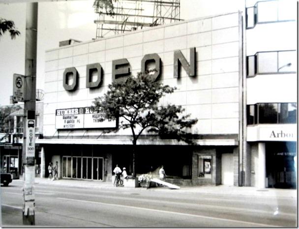 Odeon Humber, Photo Gilbert A. Milne, 51618