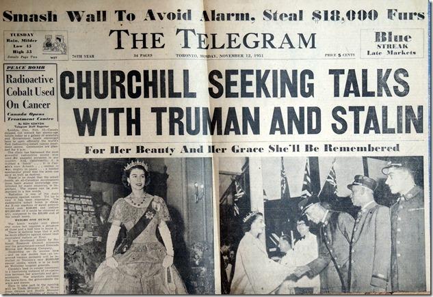 1b.  Nov. 12, 1951