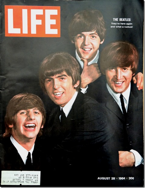 37.  August 25, 1964