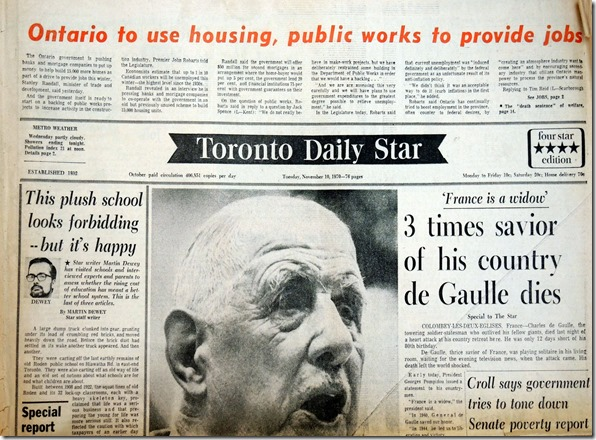 61.  Nov. 10, 1970