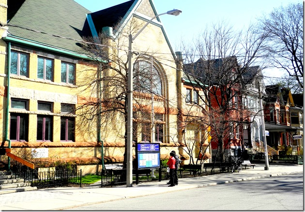 Cecil St. Centre, April 2013