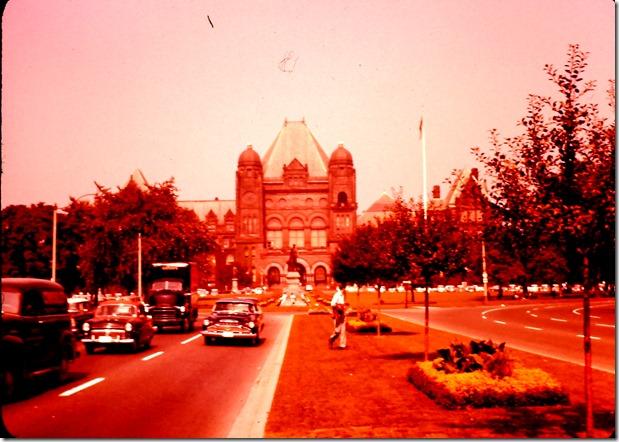 University Avenue 1959