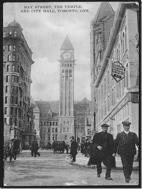 City Hall and Temple Blg. 1910, TRL. pcr-2200[1]
