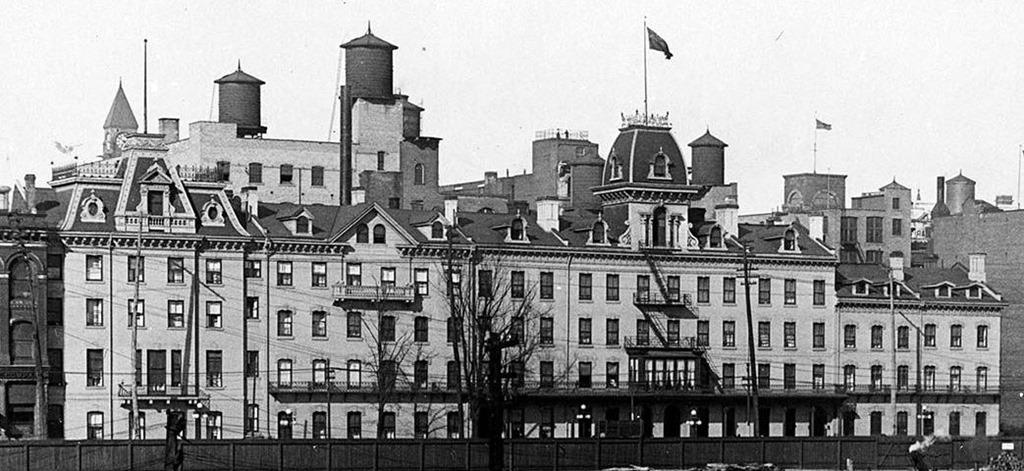 Queens Hotel, Toronto, ON. 1927