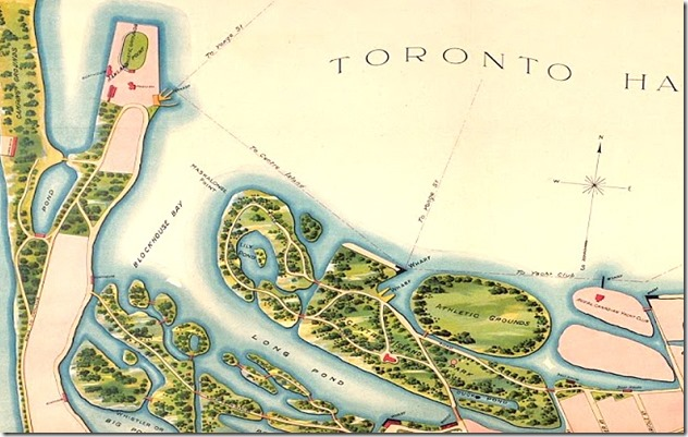 1903 Atlas of the City of Toronto and suburbs founded on registered plans and special surveys showing plan numbers, lots & buildings r-101[1]
