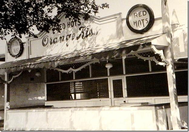 concess. Stand pre 1922