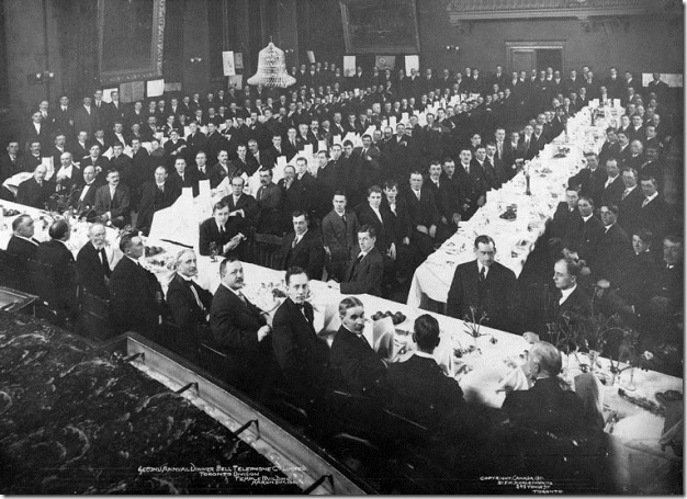 Bell telephone dinner, March 21, 1911,  Canada  a029799[1]