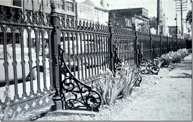 fence in 1870s,