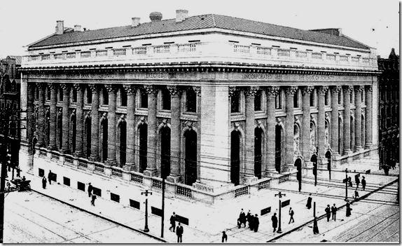 1915- source, Bibliotheque    Bank_of_Toronto_Building_1915[1]