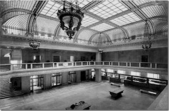 Bank of Toronto Interior
