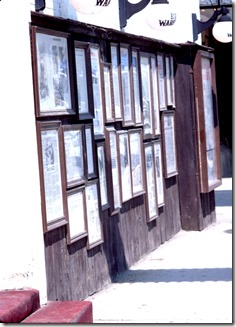 "King St W at Duncan - ""Ed's Warehouse"" restaurant – August 6, 1983"