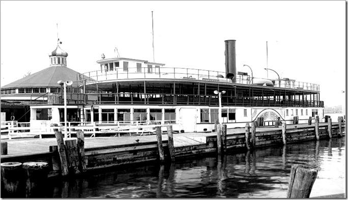 S.S. Trillium, (Motor Coach Department) – September 1, 1927