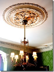 dining room ceiling  2
