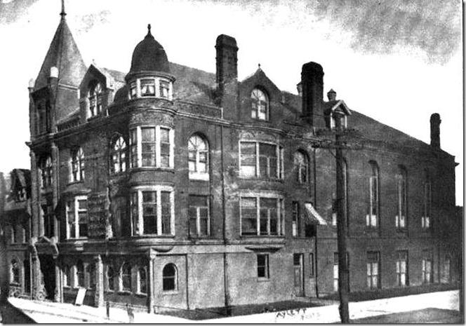 1908, 1912.  Fonds 70, Series 330, File 345