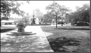 Alllan Gardens (Toronto) and the Palm House