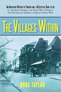 Book cover of The Villages Within by Doug Taylor